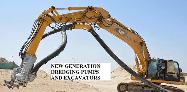 Dredging Pumps and Excavators New Generation